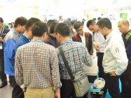 多くのお客様で賑わう「NEPCON CHINA 2015」パナソニックブース(2)
