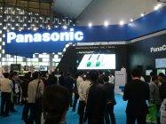 「NEPCON CHINA 2015」パナソニックブースの様子(1)