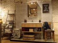 「journal standard Furniture」梅田店に展示中の「C-Line」