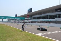 「2015 Ene-1 GP SUZUKA」KV-40チャレンジの様子