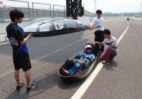 「2015 Ene-1 GP SUZUKA」KV-40チャレンジ直前の様子