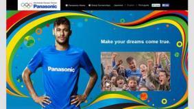 パナソニックのグローバルアンバサダー・ネイマールJr.選手のオリンピックスペシャルサイト