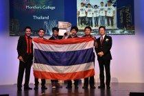 グランプリ&ベスト・コンセプト賞:タイ/モントフォートカレッジ校