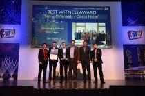 ベスト・ウィットネス賞:ドイツ/イーザーンハーゲン中学校