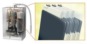 7枚電極ハイパワー電解槽