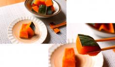 「キッチンポケット」では、レンジで調理する「10分煮物」などのレシピも公開中