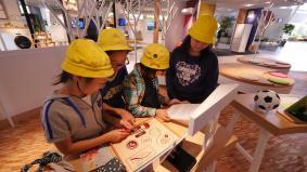 楽しみながら学べる教育展示施設「Active Learning Camp」