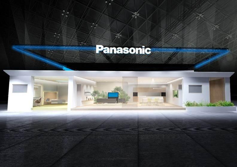 CEATEC JAPAN 2015 ライフ&ソサエティ ステージ パナソニックブースイメージ
