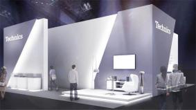 CEATEC JAPAN 2015 テクニクスブースイメージ