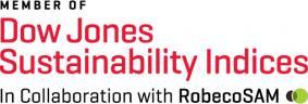 世界の代表的な社会的責任投資(SRI)指標DJSI Worldに11年連続採用
