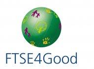 15年連続でFTSE4Good Indexの構成銘柄に採用