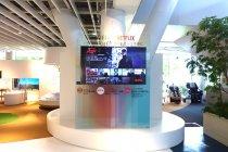 パナソニックセンター東京 Netflix視聴体験コーナー