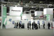 ITS世界会議ボルドー2015 パナソニックブース