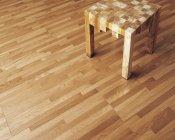 寄木調の床「アーキスペックフロアー ヨセギ」クリアオーク色 イメージ