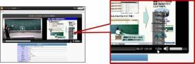 倍速再生機能「ArgosView 授業配信システム」