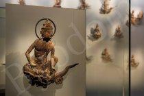 国宝「雲中供養菩薩像」 平等院ミュージアム鳳翔館 収蔵