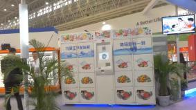 スマートコンテナ:ネットで購入した生鮮食品を直接お客様が楽に受け取ることができる
