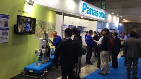 2015国際ロボット展 パナソニックブース
