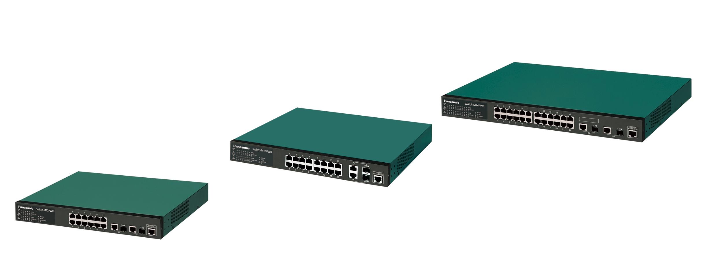PoE対応スイッチングハブ「Switch-M24PWR」ほか全3機種をリニューアル発売