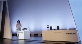 「IFA 2015」Technics プレスカンファレンス