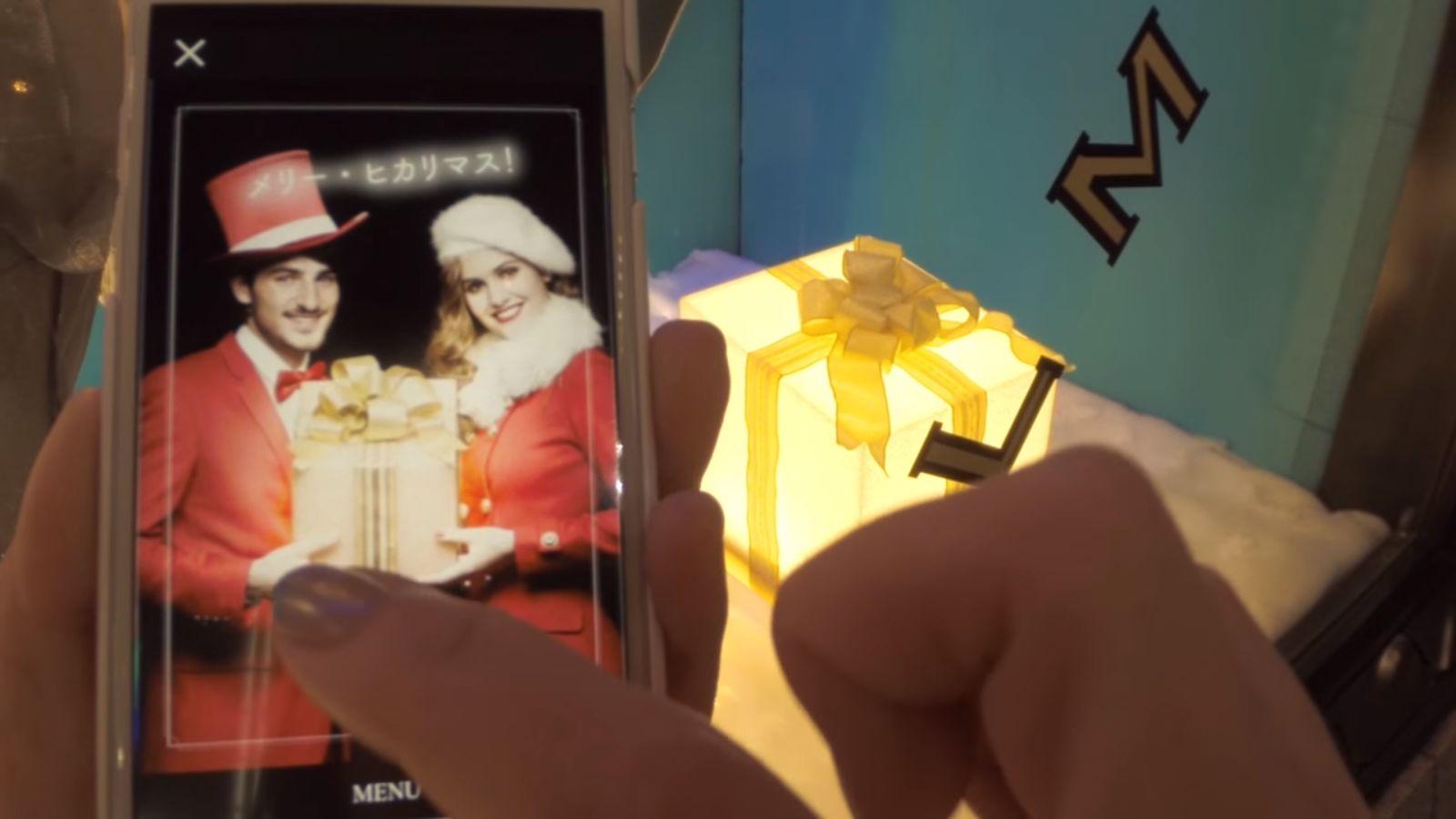 ヒカリが情報を届ける!「光ID」技術を用いた世界初の体験イベント「ヒカリで銀ぶら」レポート