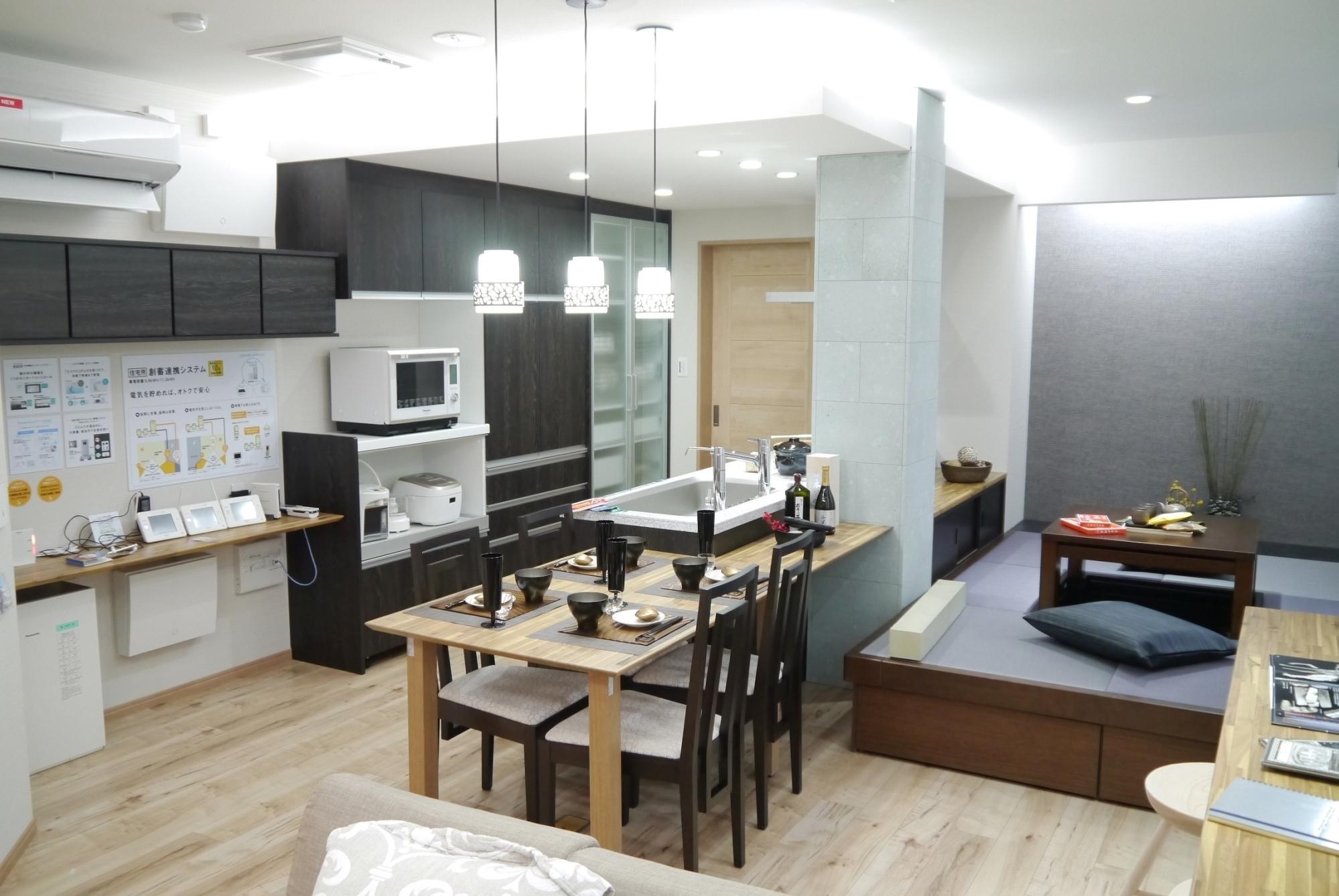 【パナソニック リビング ショウルーム 福井】3世代の快適を支える住まいの空間展示