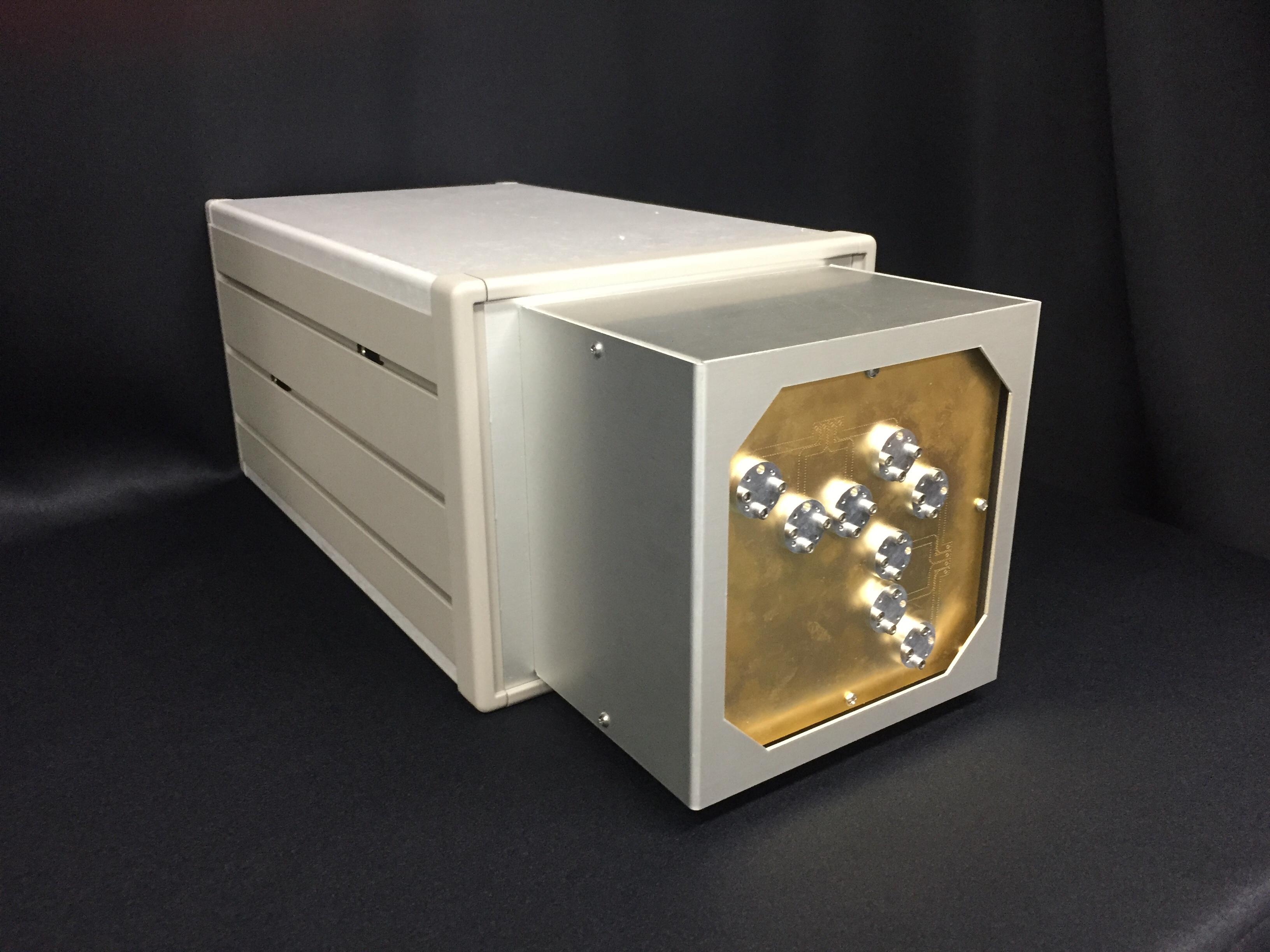 高感度スペクトラム拡散ミリ波レーダー(試作機)