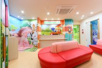 【Vieuno】6階建 太白区ビル(医院待合室)