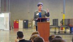 Karen Hunt 米国テキサス州コッペル市 市長