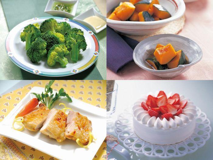 キッチンポケット「はじめてチャレンジ」キャンペーン対象レシピ 一例