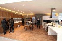 「ビルトインキッチン」欧州モデルをご紹介