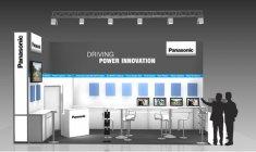 「PCIM 2016」パナソニックブースイメージ