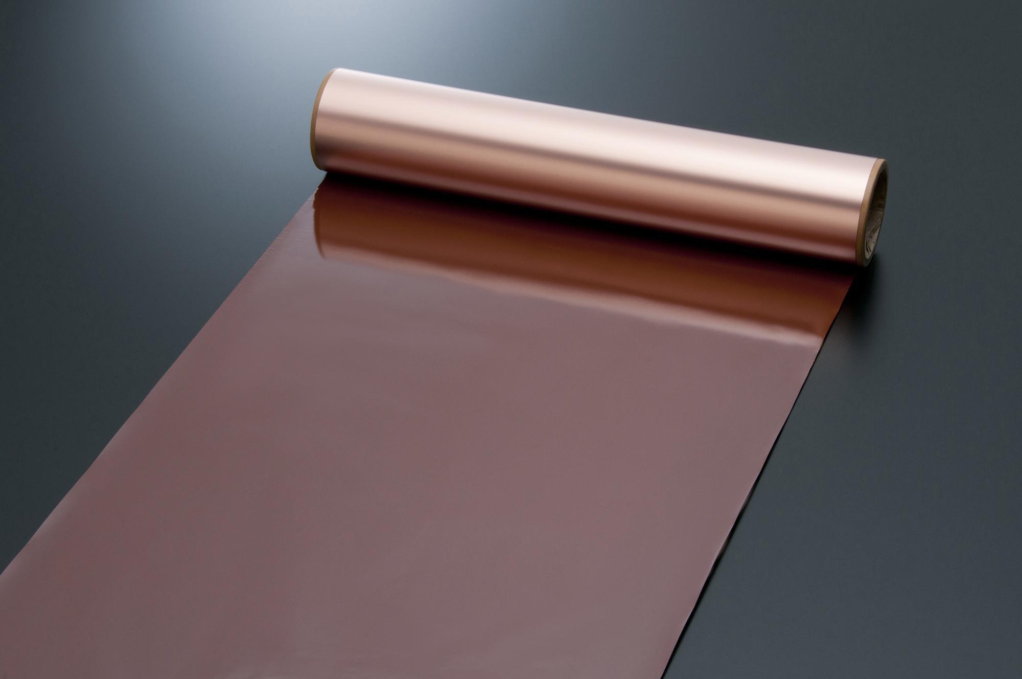 極薄FPC ビルドアップ用フレキシブル樹脂付き銅箔「FELIOSシリーズ」