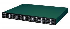 ギガビットイーサネット対応集合型メディアコンバータ「MCG1100SP-12」