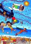 第10回(2015年)環境絵画コンクール【優秀賞】村瀬百合子さん(5年生)