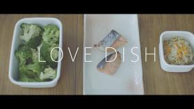 今度は父から花嫁(娘)にサプライズ。「LOVE DISH #愛してるをカタチにしよう」