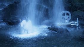 滝の清らかな電気 - 「Life is electric」