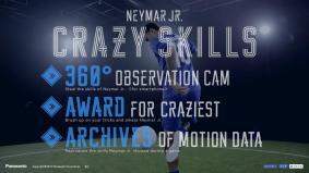 NEYMAR JR. CRAZY SKILLS