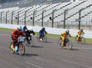 【Ene-1 GP】2015年のチャレンジの様子(KV-BIKE)