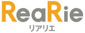 『ReaRie(リアリエ)』ロゴマーク
