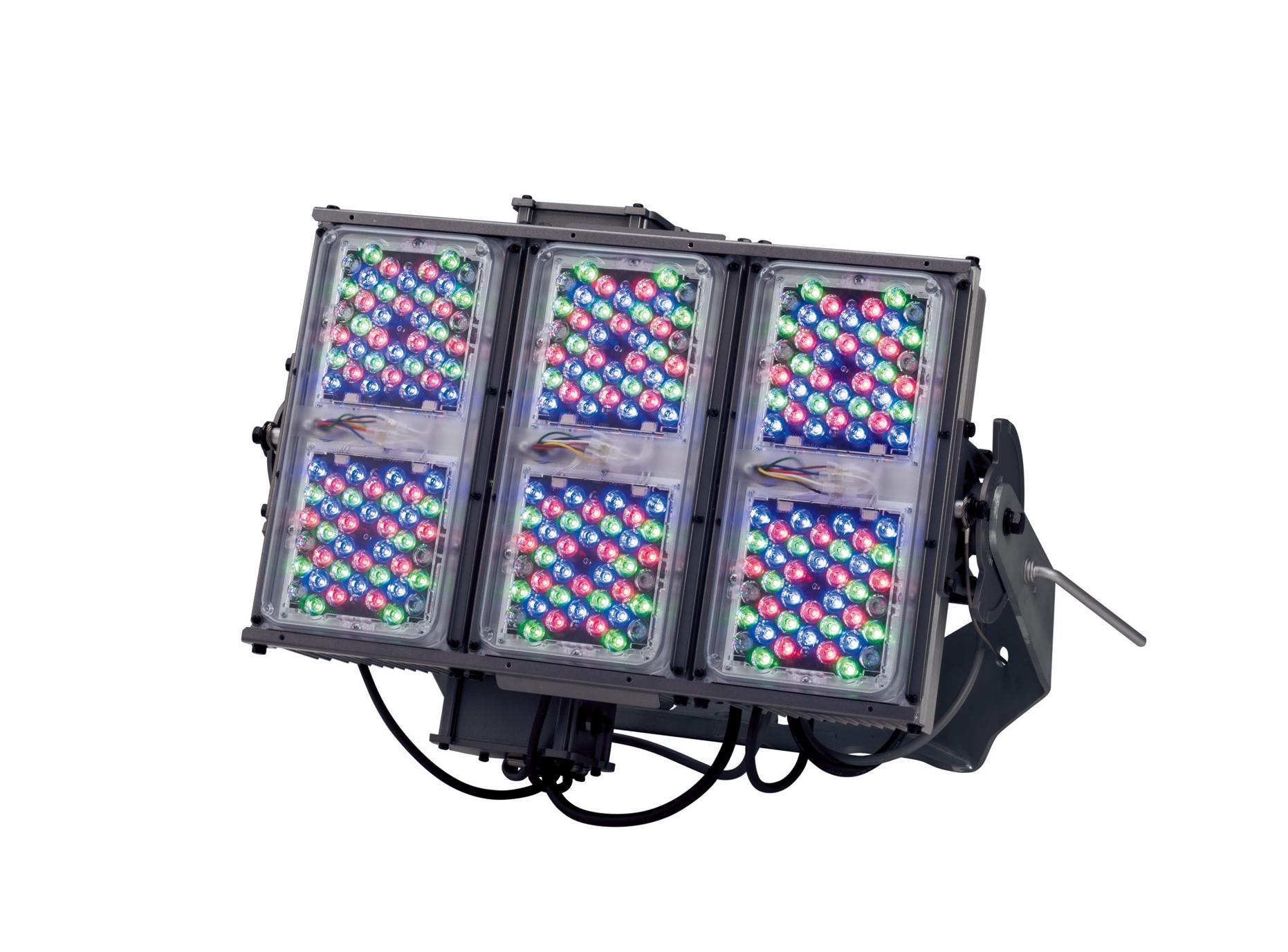 パナソニック LEDカラー投光器「ダイナペインター」