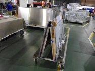 工場で使用している三角台車