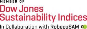世界の代表的な社会的責任投資(SRI)指標DJSI Worldに12年連続採用