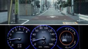 路車間や車車間通信による安全運転支援システム