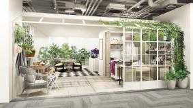 【パナソニックセンター大阪】住空間展示「毎日の営みを愉しむ、生活のアトリエ。」