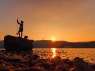 「釣りをテーマにした風景写真展」展示作品(1)