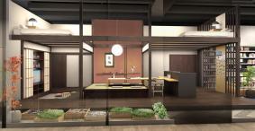 【パナソニックセンター大阪】住空間展示「さあ、民泊リフォーム!」