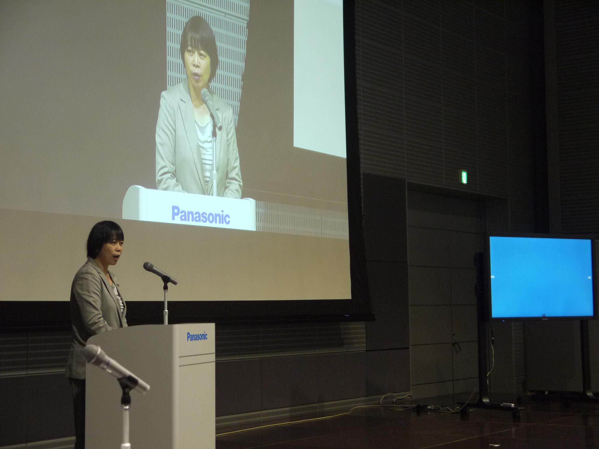 Teachers' セミナー スペシャル パナソニックによる新教材発表(1)