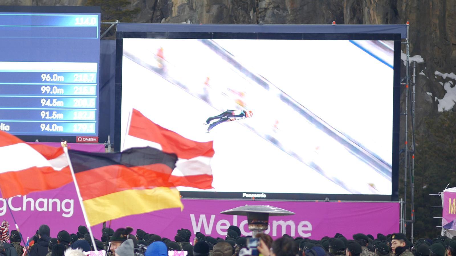 パナソニックが平昌2018冬季オリンピック「One Year to Go」イベントに参加