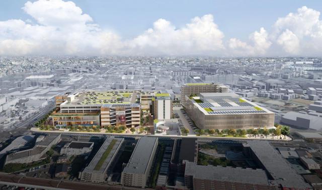 Tsunashimaサスティナブル・スマートタウンに、多様なエネルギーの活用に向けた水素ステーションが開業